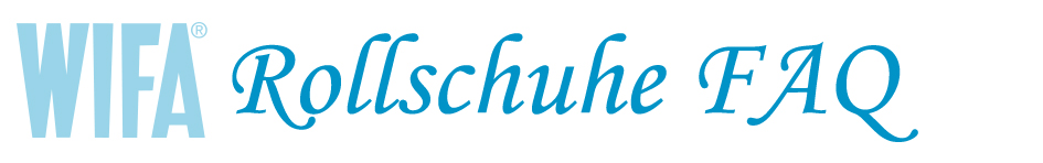 WIFA Rollschuhe FAQ